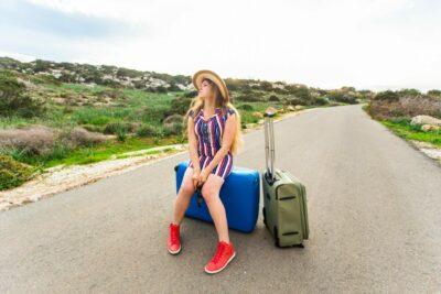 maletas de 2 y 4 ruedas