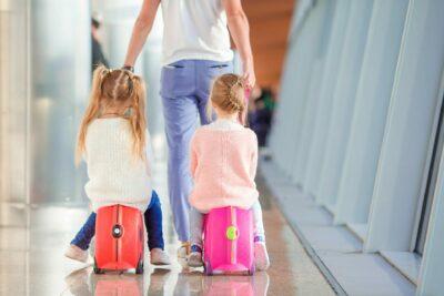 maleta correpasillos para niños